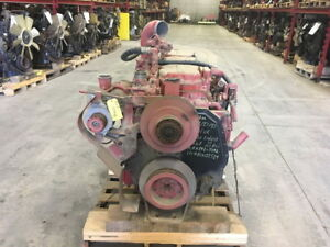 2003 Cat C10 Diesel Engine 425hp All Complete And Run Tested