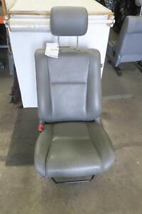 2011 2013 Toyota Tundra Left Front Seat Bucket Bench Airbag Vinyl Manual Oem