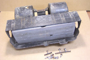 1966 Ford Mustang Other Air Conditioner A c Under Dash Fiberglass Case Only