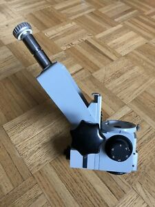 Carl Zeiss Opmi 1 1fc Optical Head old Style for Surgical Microscope W f250 Obj