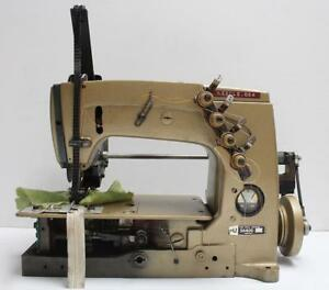 Union Special 56400 Rz Belt Top Feed Industrial Zipper Sewing Machine Head Only
