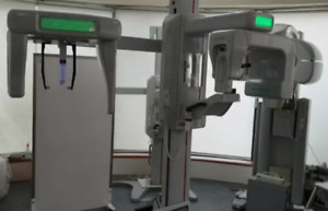 Dental X ray Vatech Pax 400c Panorama And Cephalo Unit