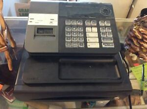 Cash Register Casio Pcr t280 11018 121