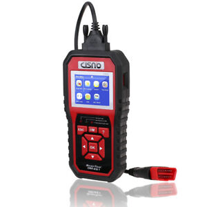 Pro Full Obdii Eobd Car Diagnostic Code Reader Scanner Abs Airbag Engine Light