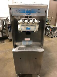 2010 Taylor 794 Soft Serve Frozen Yogurt Twin Twist Ice Cream Machine