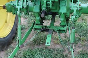 John Deere Tractor 40 420 430 440 Three Point Hitch Arms And Chains