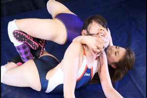 Female WRESTLING Woman' Ladies 1 HOUR DVD LEOTARD Japanese Swimsuits Shoes i204
