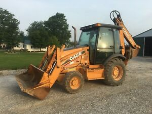 Case 580 Super M Series 3 Backhoe