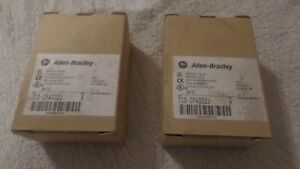 Allen bradley Lot Of Two Control Relay 7c0 cf400zj Ser A