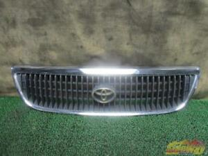 g89t Jdm toyota aristo jzs147 Later Model oem Front Grill Gold Color Emblem