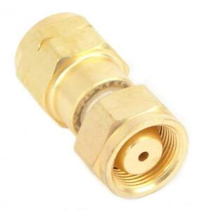 Forney 87805 Acetylene Regulator Adaptor Cga 520 To 510 B Tank To