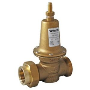 Watts Water Pressure Reducing Valve 1 Lfx65bu 1 u1