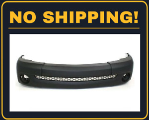New Front Bumper Cover Fit Toyota Tundra Base Models 2000 2006 To1000254