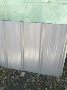 3x14ft Brand New Metal Roofing Panels 50 Sheets charcoal Color