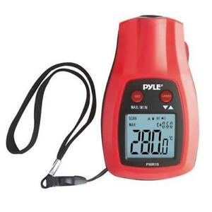 Mini Infrared Thermometer With Laser Pointer