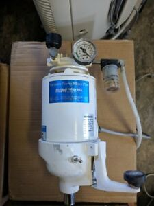 Used Vacuum Power Mixer Plus Whip Mix Wall Mount Design