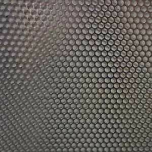 304 Stainless Steel Perforated Sheet Unpolished mill Finish