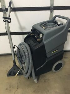 Hot Water Carpet Extractor Karcher Profesional Puzzi 64 35 E