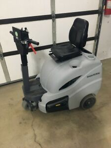 Gansow 512 Floor Sweeper Rider New Batteries