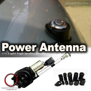Electric Power Antenna Stereo Am Fm Motor Mast Aerial Replacement Kit For Honda