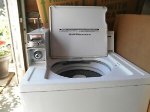 Coin Operated Kenmore Washer