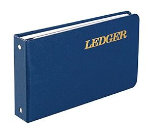 Wilson Jones Ring Ledger Outfit Bookkeeping System With Ring Binder