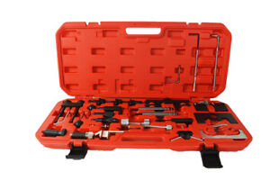 Free Shipping Vw Audi Vag Master Engine Timing Tool Set Kit Petrol Diesel Auto