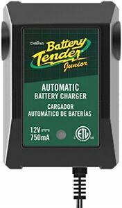 Battery Tender 021 0123 Battery Tender Junior 12v Battery Charger