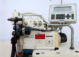 Union Special Sp161 Overlock Serger Elastic Attaching Industrial Sewing Machine