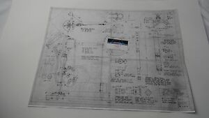 Aermotor Pump Plans engine Blueprints hit And Miss Model miniature Model
