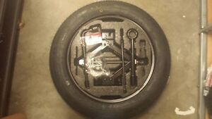 2014 Kia Soul Spare Tire Kit Oem For Souls With 16 Wheels