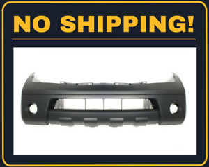 New Front Bumper Cover For Nissan Pathfinder 2005 2007 Ni1000238