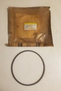 Nos Mopar Dodge Omni Plymouth Horizon Transmission Flywheel Ring Gear 5240159