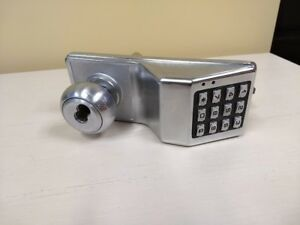 Alarm Lock Systems Inc Heavy Duty Combination Door Lock Model 9l12 With Knob