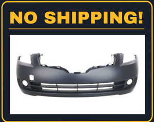 New Front Bumper Cover Fit Nissan Altima 2007 2009 Ni1000240