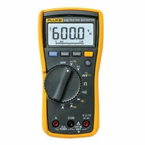Fluke 2601630 115 Digital Multimeter With True rms