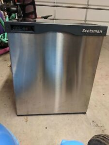 Last Chance Before Its Gone Used N1322w 32a sonic Ice Machine