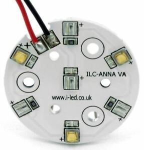 Ils Ilc ona3 trgr sc211 wir200 Oslon 80 Poweranna Coin Circular Led Array 3 G