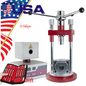 Thermocouple K Type Dental Flexible Denture Injection Machine wax Carving Kit Us