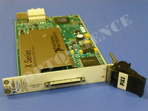 National Instruments Pxie 6361 Ni Daq Card X series Multifunction
