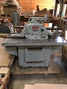 Cantek C12rs Rip Saw ready For Use