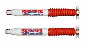 Skyjacker N8037 Set Of 2 Rear Shocks For Jeep Wrangler Jk With 2 3 5 Lift
