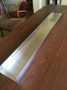 150 Bakery Pans Unusual Size Stainless Steel