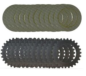Shuttle Transmission Clutch Pack Kit Fits Case 580sk Mfg From 5 90 To 12 96