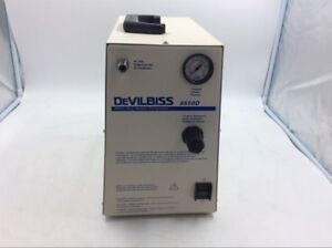 Devilbiss 8650d Heavy Duty Aerosol Compressor s21016642