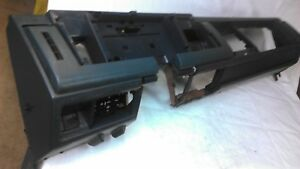 1988 1994 Chevy Gmc Pickup Truck Blazer Suburban Dash Core Frame Assembly Blue