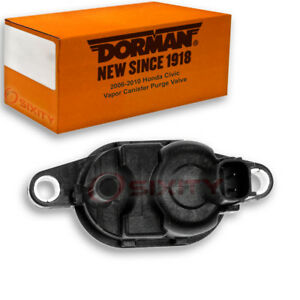 Dorman Vapor Canister Purge Valve For Honda Civic 2006 2010 1 8l L4 Hz
