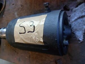 Ford 8n 9n 2n Starter From A Running Tractor Antique Tractor S3