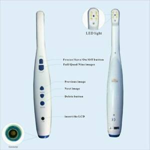 Sc Dental Teeth Whitening Light With Intraoral Camera And 8 Inch Lcd M 68 Fly