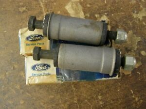 Nos Oem Ford 1965 1972 Galaxie Mercury Control Arm Bushing Kits 1966 1967 1968